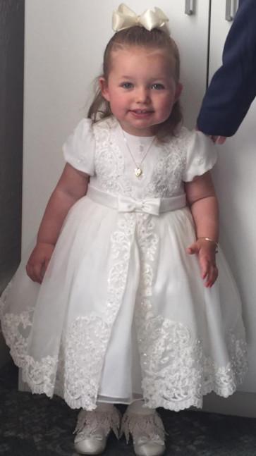 Sarah Louise 070012 DIVINA Organza Dress