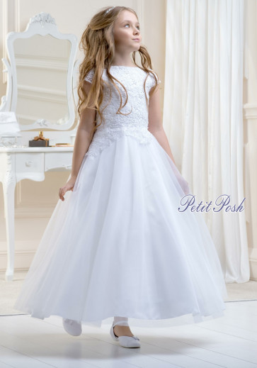 Ankle length communion dress