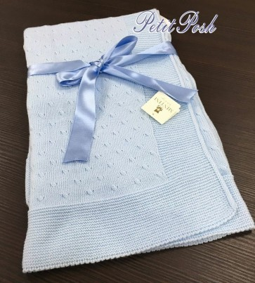 Mintini MB1872 Baby Shawl Blanket