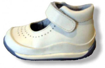 Naturino 90029 Falcotto White leather Shoe