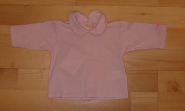 La Petite Ourse 60160 Sample  Pink Top