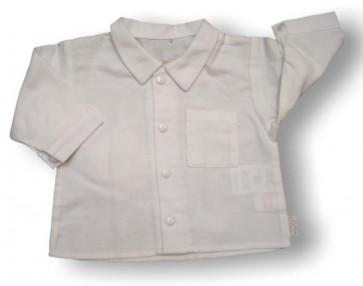 La Petite Ourse 19012 Sample  Snow Cotton Shirt