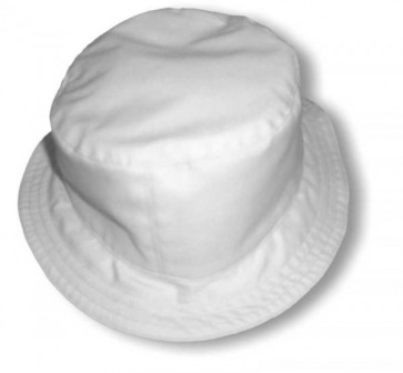 Sarah Louise 605P White Sun Hat