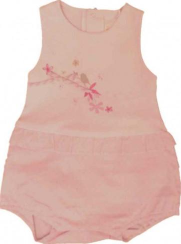 La Petite Ourse 23639 Sample  Pink Bubble Suit