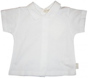 La Petite Ourse 23893 White Cotton Top