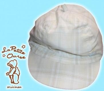 La Petite Ourse 25505 Check Cap
