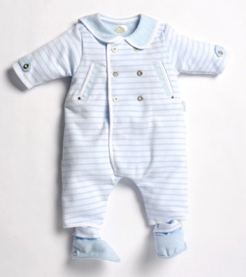 La Petite Ourse 25694 Newborn Sample  Cotton Bootees  WAS £12.99 NOW £3.99
