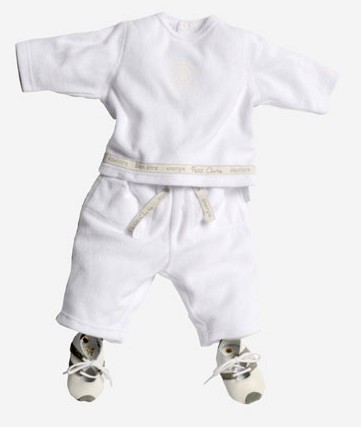 La Petite Ourse 25718 Newborn Sample Top and Trouser Set WAS £36.99 NOW £9.99