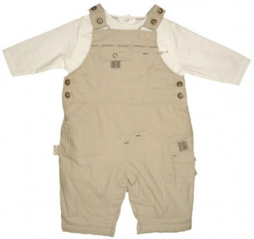 La Petite Ourse 26306  Newborn Sample Ivory Map Top  WAS £19.99 NOW £4.99