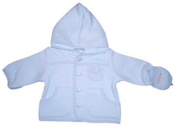 La Petite Ourse 26334 Newborn Sample  Cardigan Jacket HERITAGE