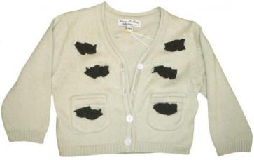 Eliane et Lena 26722 Sample Knit Cardigan CLAUDINE