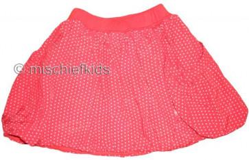 Eliane et Lena 26746 Sample Red Spot Skirt CAMPBELL