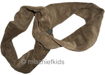 Eliane et Lena 26905 Sample Brown Headband BRITISH