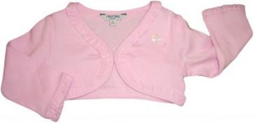 Mayoral MA137p Pink Bolero Cardigan