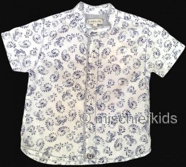Eliane et Lena 27720 Boys Sample Paisley Shirt HINDY GO