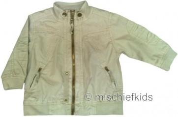Eliane et Lena 27742 One Up Sample Sable Zip Jacket SCRAPMETAL