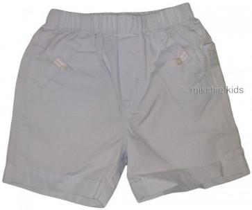 La Petite Ourse 27503 Sample  Blue Shorts GARCON