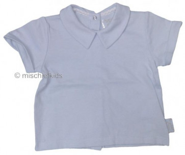 La Petite Ourse 27511 Sample  Blue Collar Tee GARCON
