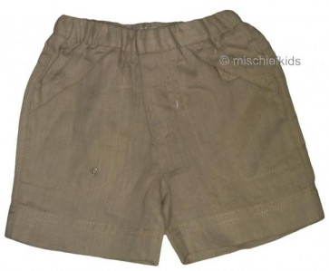 La Petite Ourse 27533 Sample  Linen Shorts ADVENTURE