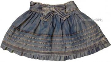 Mayoral 28639 Girls 2yr Sample Blue Skirt