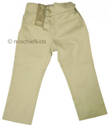 Mayoral 28657 Girls 2yr Sample Beige Trousers