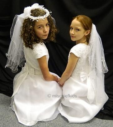 Sarah Louise SHELLY Communion Dress