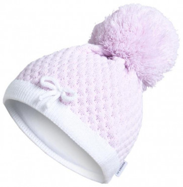 Satila LISA Small Pom Pull On Hat PINK or WHITE
