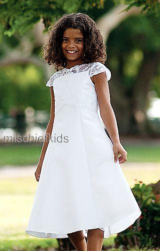 Sarah Louise 9949 SERENA Communion Dress 9654 9445