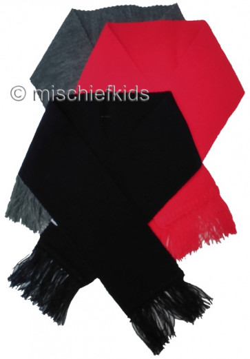 Satila COLIN and COLLINE Scarf in NAVY or RED