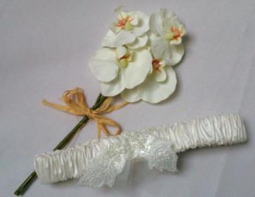 Delicate Elegance DE2 Silk Headband