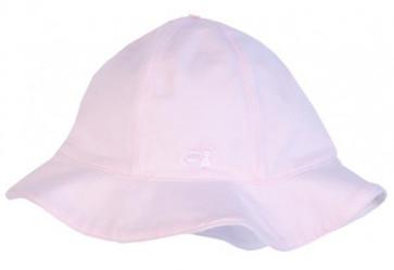 Emile et Rose 4640 CARON Pink Cotton Sun Hat