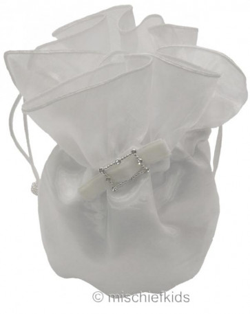 Little People 3712 Satin and Organza Dolly bag
