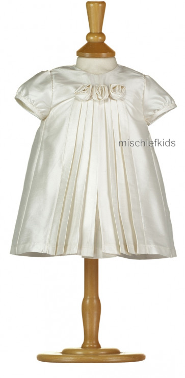 Emile et Rose Occasions 8310 SOPHIE Silk Christening Dress