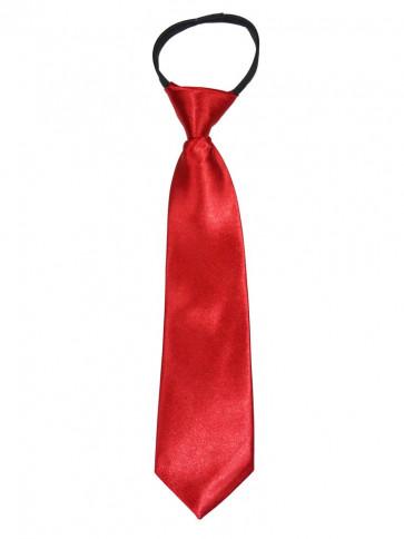 Occasions 555 Zipper Tie RED