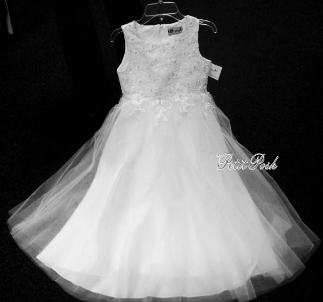 dad3083db Little People Communion | Flowergirl Dress 70909. Flower girl Dress 70909