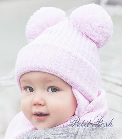 Satila Of Sweden /'Minnie/' Double Pom Pom Hat
