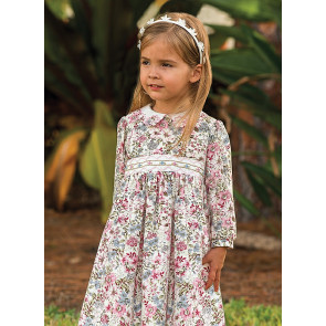 011004 Sarah Louise Girls Smocked dress