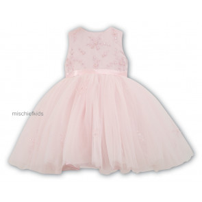 Sarah Louise 070035 TWINKLE Tulle Dress PINK