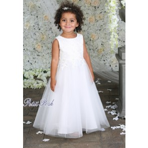 Little People BLOSSOM Communion | Flowergirl Dress 70909