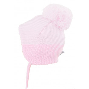 Satila of Sweden BRIANA Baby Hat PINK