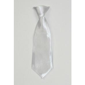 Occasions 555 Clip Tie WHITE