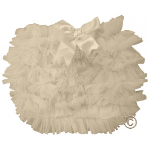 Couche Tot CT01 Tutu Frilly Panties IVORY