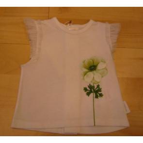 La Petite Ourse 60123 Sample  White Flower Top