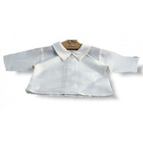 La Petite Ourse 04602 Ivory Silk Shirt