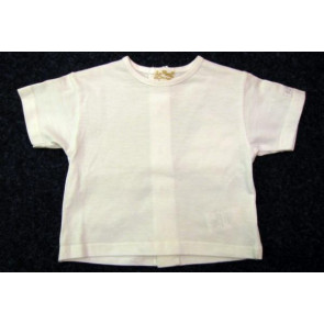 La Petite Ourse 04970 White Cotton Top