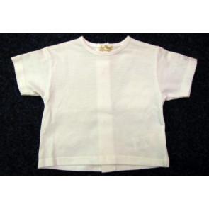 La Petite Ourse 04970 White Cotton Top