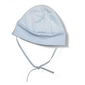La Petite Ourse 16920 Sample  Blue Quilted Tie Hat