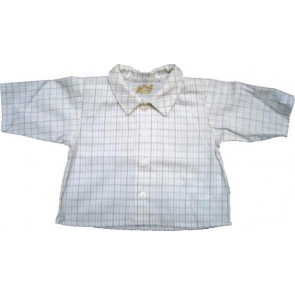 La Petite Ourse 16941 Sample Checked Shirt