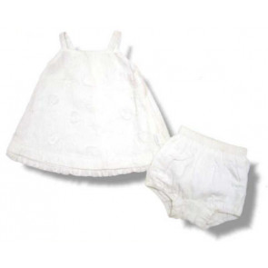 La Petite Ourse 16985 Sample  Heart Dress and Bloomer