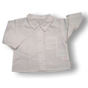 La Petite Ourse 19012 Sample  Snow Cotton Shirt